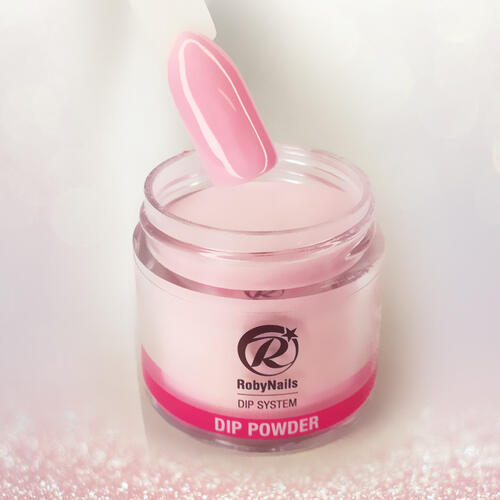 Dip System Powder Pink Delight 136 Roby 20 gr.