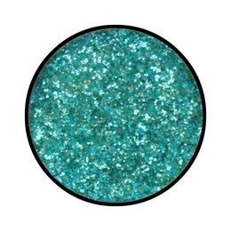 Polvere Glitter Juwel Grun Verde Eulenspiegel 2 gr