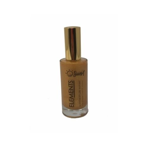 Olio per Corpo e Capelli Fullmoon Oro Elements 50 ml.