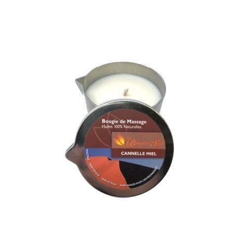 Candela Olio da Massaggio Cannelle Miel 160 gr.