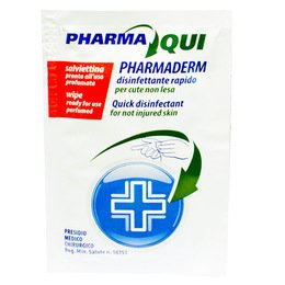 Salvietta Disinfettante Pharmaderm