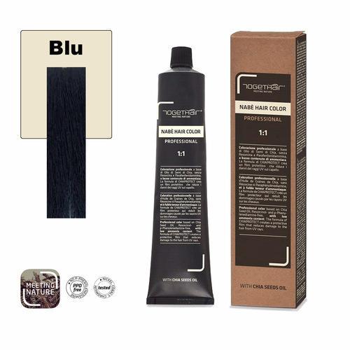 Nabe' Hair Color BLU Togethair 100 ml