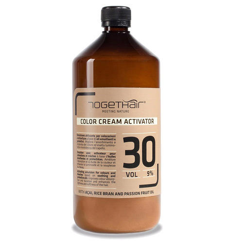 Nabe  Color Cream Activator 30 vol Togethair 1000 ml