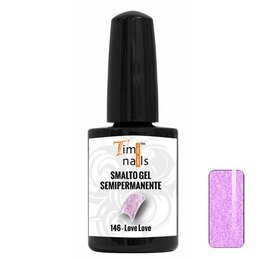 TN Smalto Gel Semipermanente nr. 146 Love Love 14 ml.