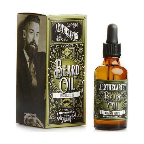Olio per Barba Original Recipe Apothecary87 50 ml