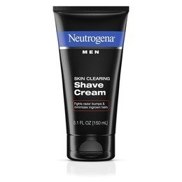 Shaving Cream Skin Clearing Neutrogena 150 ml