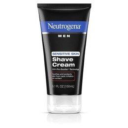 Shaving Cream Sensitive Skin Neutrogena 150 ml
