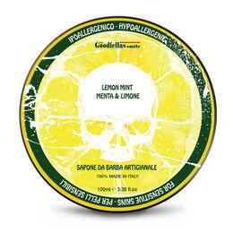 Sapone da Barba Artigianale Lemon Mint Goodfellas 100 gr