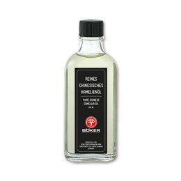 Olio Protettivo Camellia per Rasoio Mano Libera Boker 100 ml