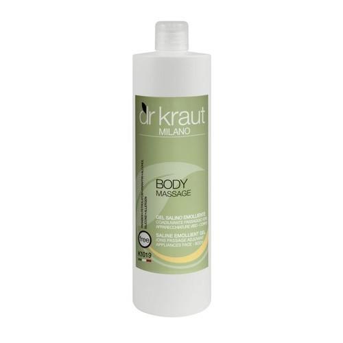 Gel Salino Emolliente per Apparecchiature Dr Kraut K1019 500 ml
