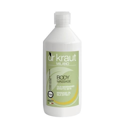 Olio Massaggio Effetto Seta Dr Kraut K1017 500 ml