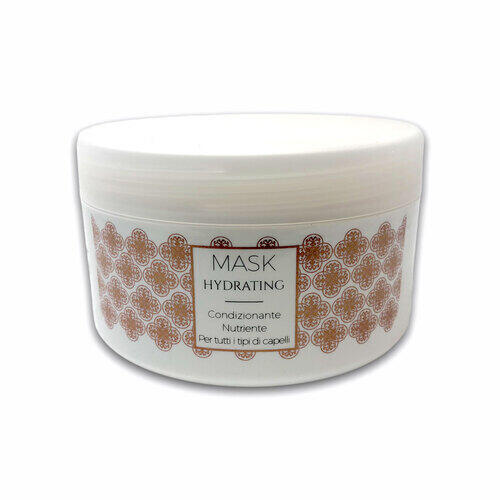 Maschera Idratante Mask Hydrating Argan & Macadamia Biacrè 500 ml