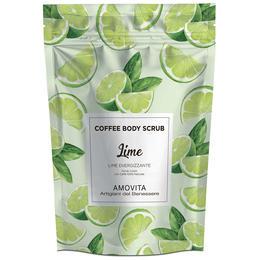 Scrub Corpo Lime Energizzante con Caffe Amovita 200 Gr