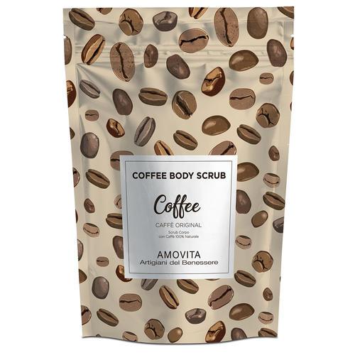 Scrub Corpo Caffe Original con Caffe Amovita 200 Gr