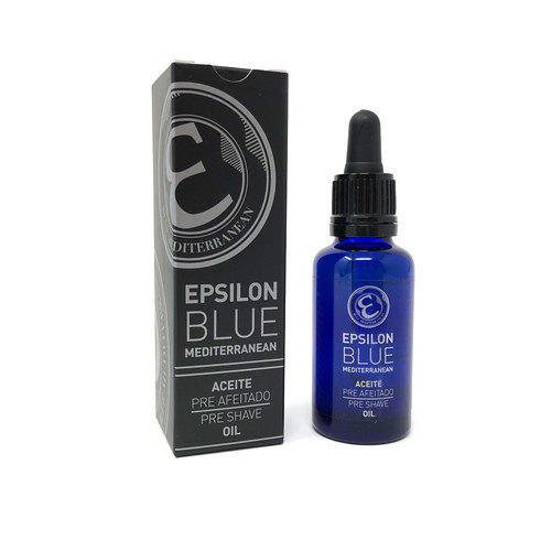 Pre Shave Oil Blue Mediterranean Epsilon 30 ml