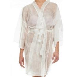 Kimono Monouso TNT Bianco Xan