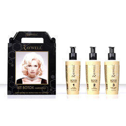 Kit Botox effetto volume 3 x 150 ml Reywell