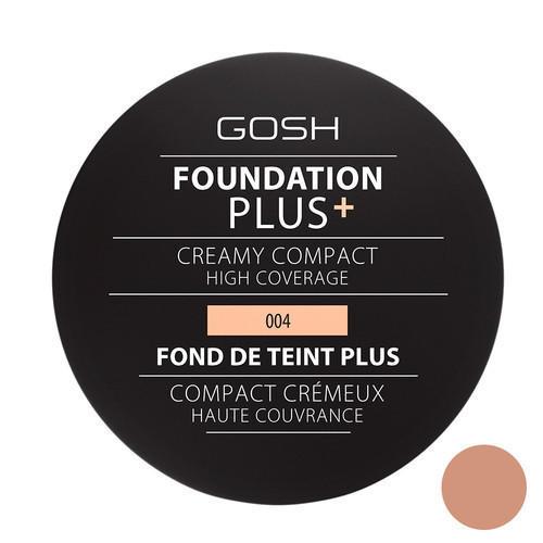 Fondotinta Foundation Plus+ 004 Natural Gosh 9 gr.