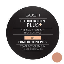 Fondotinta Foundation Plus+ 004 Natural Gosh 9 gr.