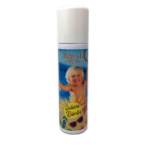 Cacao Bronzao Spray Bambino SPF 50+
