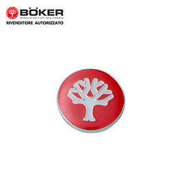 Pin Red Boker