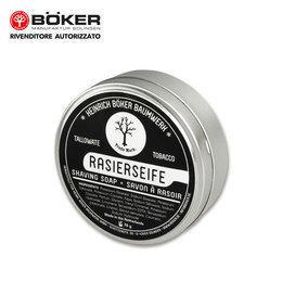 Sapone da Barba Tabacco Rasierseife vasetto Alu Boker 70 gr.