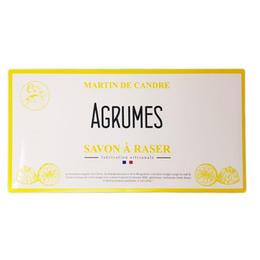 Sapone da Rasatura in Foglio Agrumes Martin de Candre