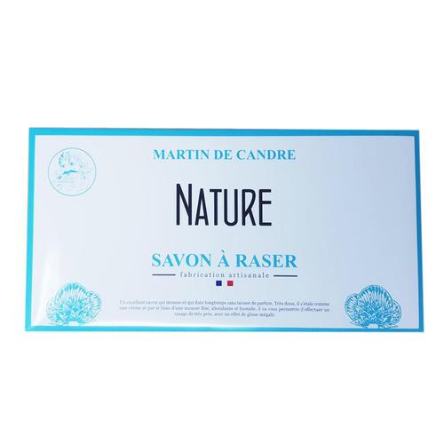Sapone da Rasatura in Foglio Nature Martin de Candre