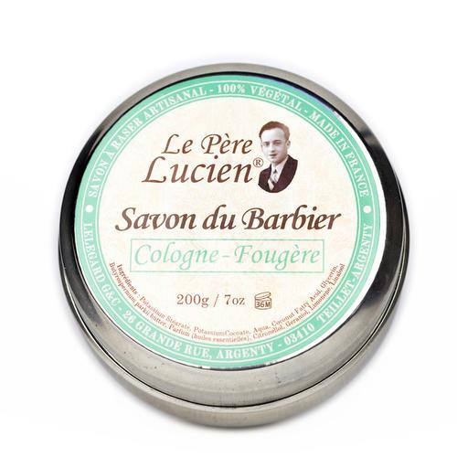 Sapone da Barba Cologne Fougere Le Pere Lucien 200 gr