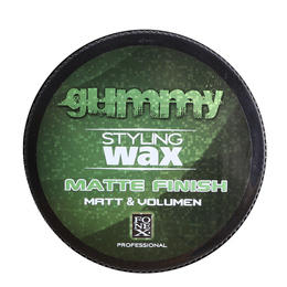 Gummy Styling Wax Matte Finish Fonex 150 ml