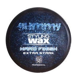 Gummy Styling Wax Hard Finish Fonex 150 ml