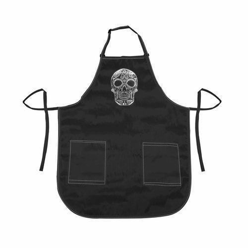 Camice Impermeabile Sugar Skull Style 173