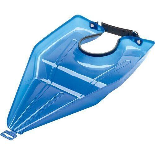 Lavatesta Cuvette Channel Blu con Collare 090074102