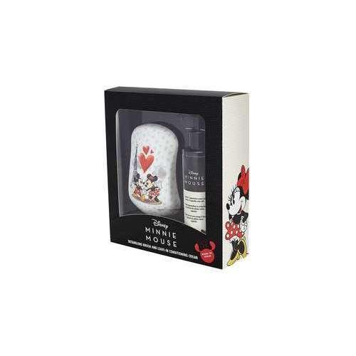 Kit Spazzola Maxi Mickey e Minnie + Crema Rigenerante Dessata