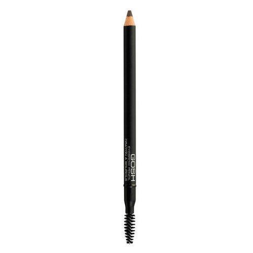 Matita Sopracciglia Eyebrow Pencil Long Lasting 002 Soft Black Gosh