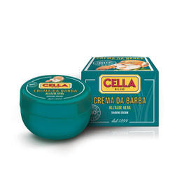 Crema da Barba Aloe Vera Bio Cella 150 ml