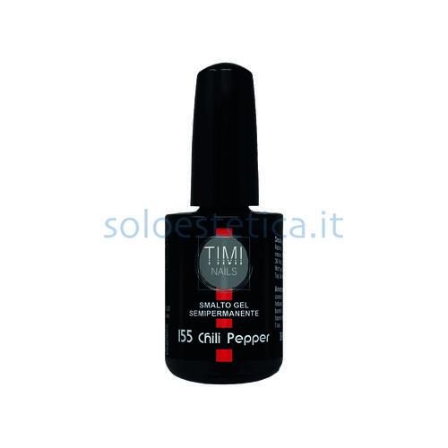 TN Smalto Gel Semipermanente nr. 155 Chili Pepper 14 ml.
