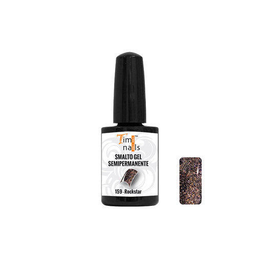 TN Smalto Gel Semipermanente nr. 159 Rockstar 14 ml.
