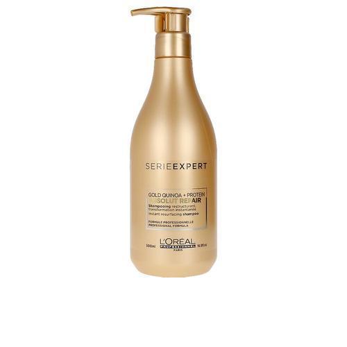 Serie Expert Shampoo Absolut Repair Gold Quinoa + Protein L Oreal 500 ml