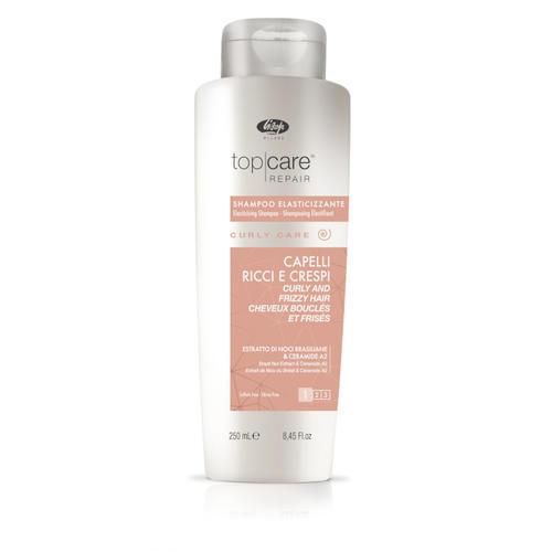 Top Care Curly Shampoo Capelli Ricci e Crespi 250 ml Lisap
