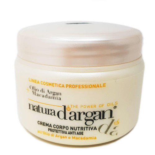 Natura D Argan Crema Corpo Nutritiva Anti- Age 500 ml