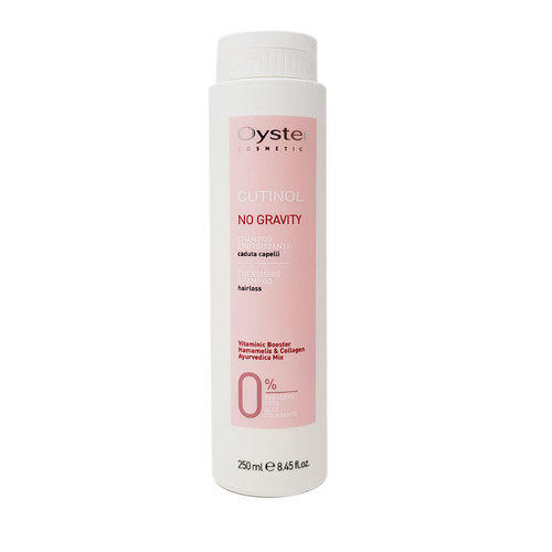 Shampoo No Gravity anticaduta Cutinol 250 ml Oyster