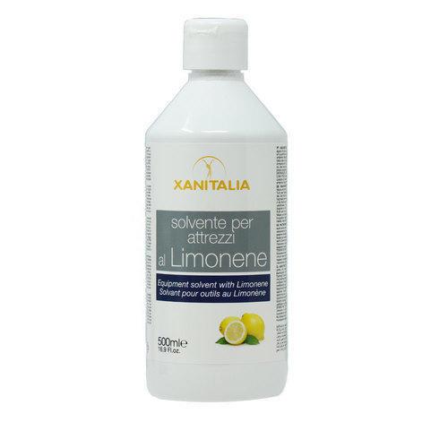 Solvente per Attrezzi al Limone Xan 500 ml
