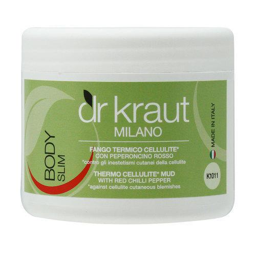 Fango Termico Cellulite Peperoncino Dr kraut K1011 500 ml