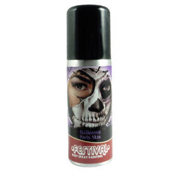 Body Paint Spray Rosso Festival 50 ml