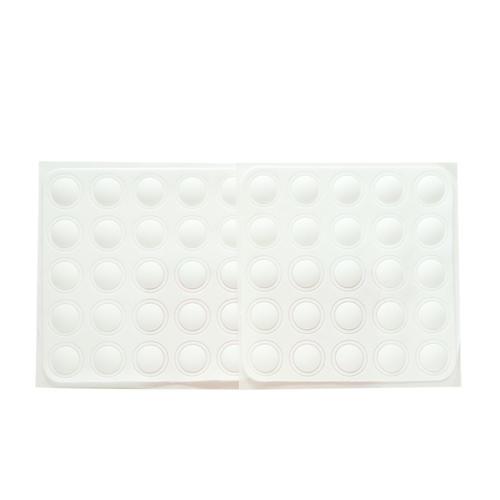 Sticker in Silicone per prova Smalto 50 pz