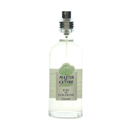 Eau de Cologne Limette Martin de Candre 100 ml