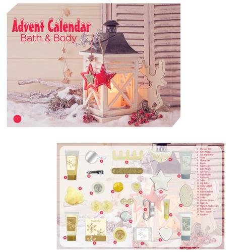 Calendario Avvento Bath & Body Accessori Bagno