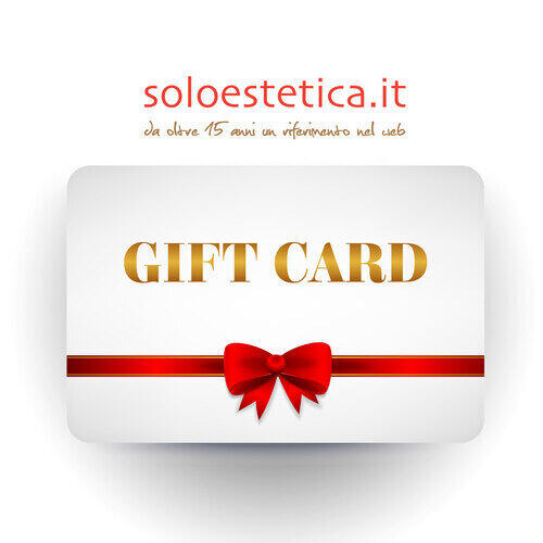 Gift Card Soloestetica