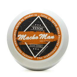 Sapone da Barba Macho Man Vitos 150 ml